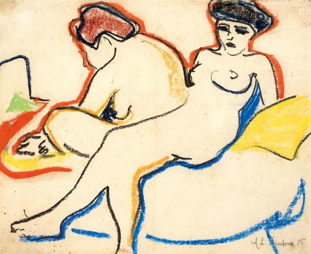 Ernst Ludwig Kirchner⁄Kunstmuseum Bern