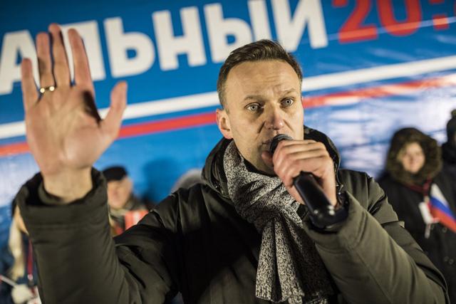 Евгений Фельдман для проекта «Это Навальный»