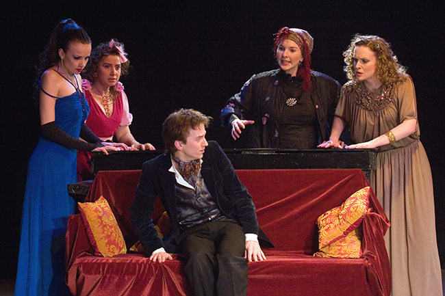 Фото: из архива театра «Недослов»