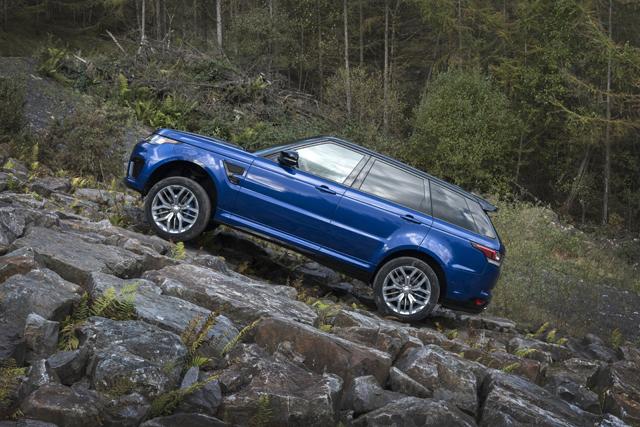 Фото: Land Rover