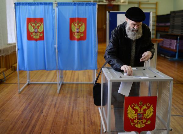 Александр Кряжев / РИА Новости