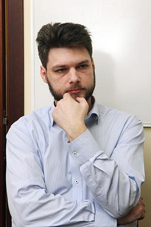 """Сергей Авдуевский / """"Профиль"""""""