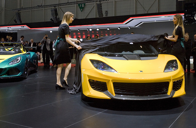 Фото: Group Lotus PLC