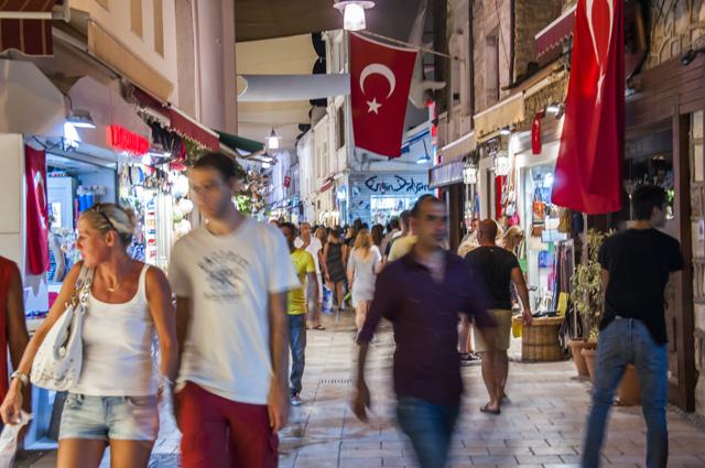 Турция для туристов 2017