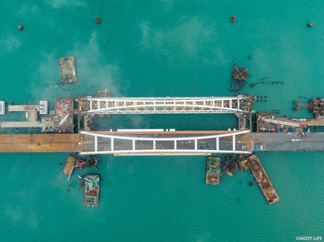 Официальный информационный сайт строительства Крымского моста