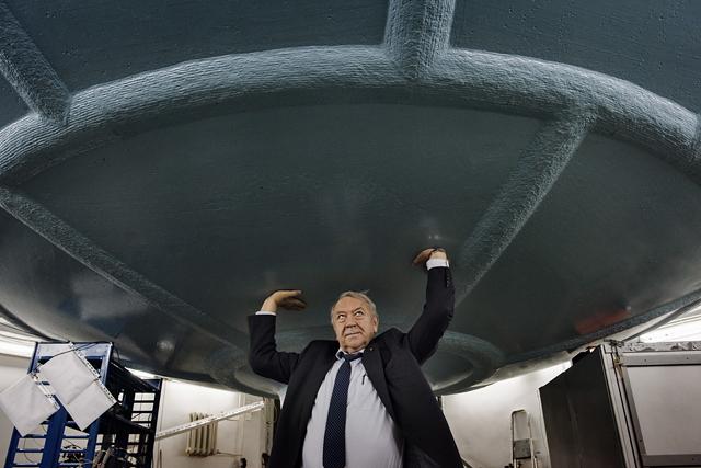Фото: Yuri Kozyrev/Noor/Der Spiegel