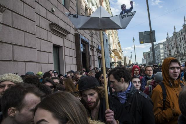 Фото: Евгений Фельдман для кампании Алексея Навального