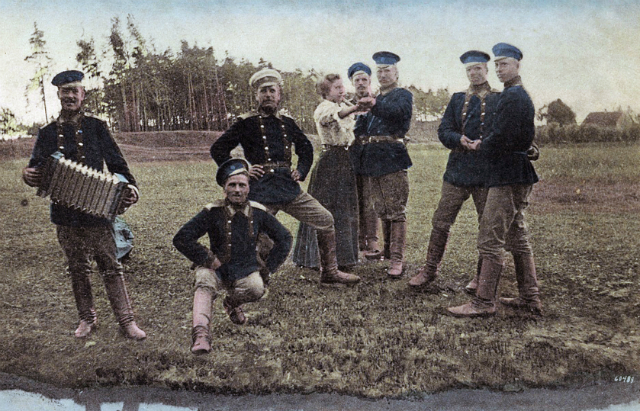 World History Archive⁄Alamy Stock Photo⁄Vostock Photo