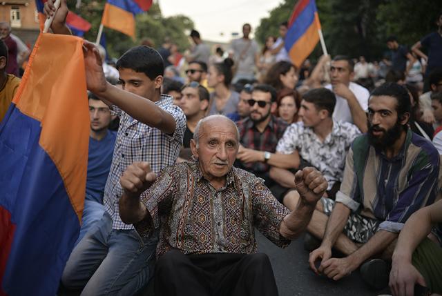 Каро Саакян, Грант Хачатрян/PAN Photo/ТАСС