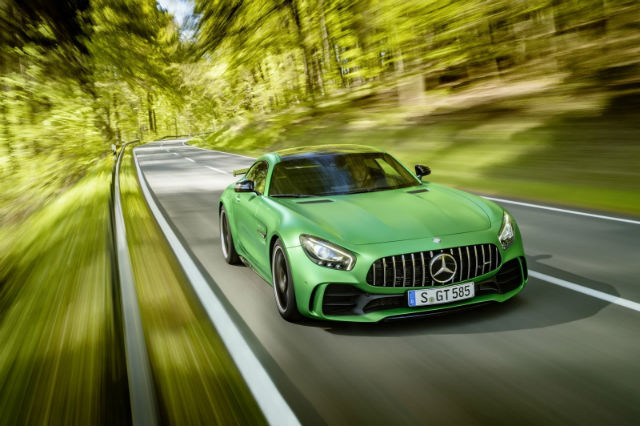 Фото: Mercedes-AMG GT