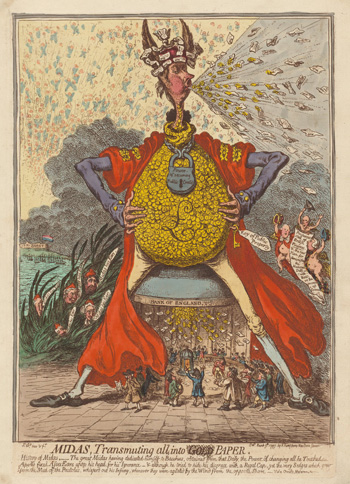James Gillray⁄National Gallery of Art