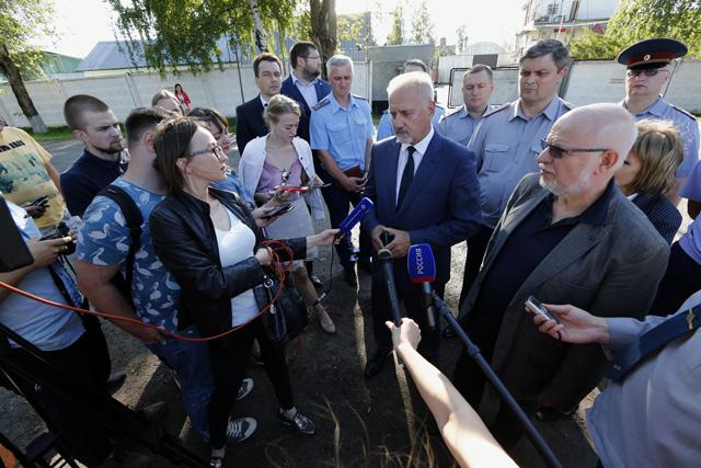 Олег Смыслов⁄РИА Новости