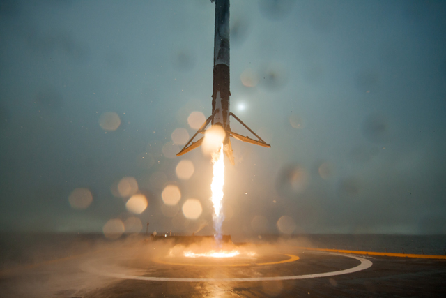Фото: SpaceX⁄Flickr3