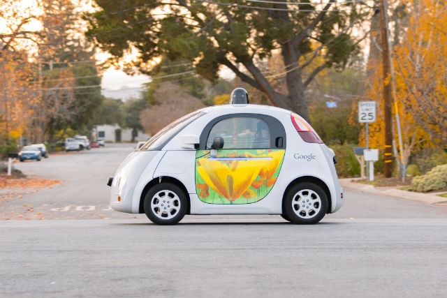 Фото: Google Self-Driving Car Project