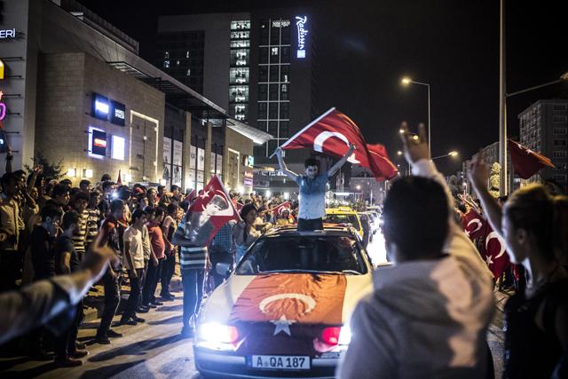 Фото: Emin Ozmen/Le Journal/Der Spiegel