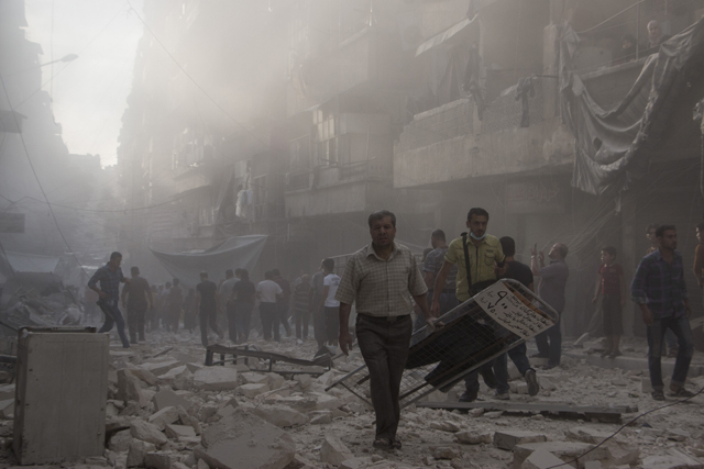 Фото: Karam Almasri/NurPhoto via ZUMA Press/ТАСС