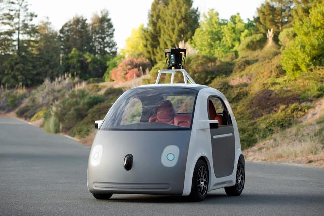 Фото: Google Self Driving Car Project