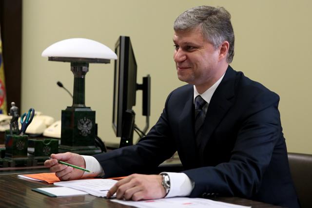 Фото: Михаил Климентьев⁄пресс-служба президента РФ⁄ТАСС