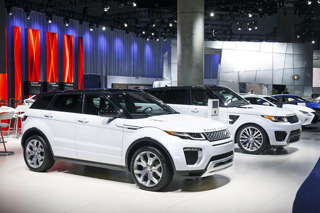 Фото: Jaguar Land Rover Media Centre