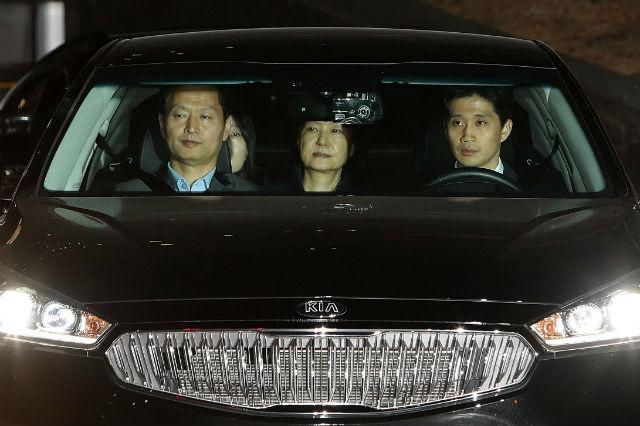 Фото: HUNG SUNG-JU/POOL/EPA/Vostock photo