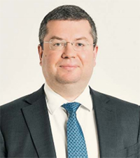 председатель правления группы «Астерос»