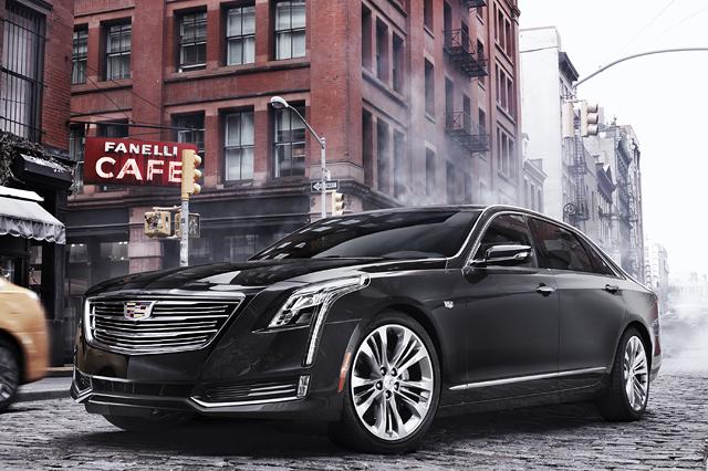 Фото: Cadillac
