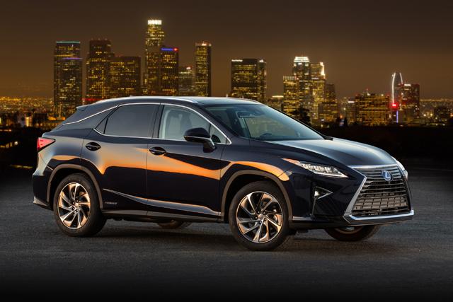 Фото: Lexus Division