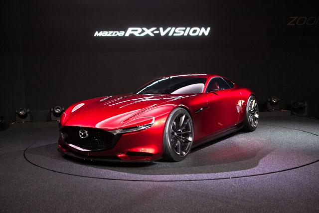 Фото: Mazda Motor Corporation