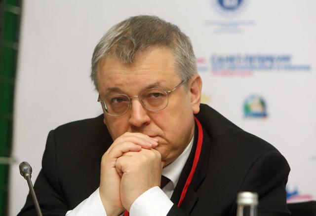 ИТАР-ТАСС/ Интерпресс/ Светлана Холявчук