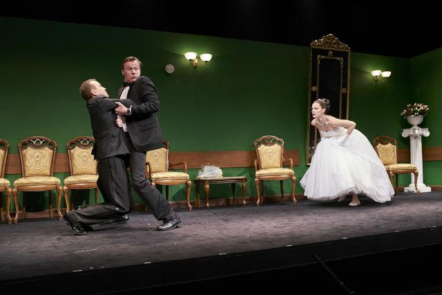 Фото: Сергей Петров/Театр Наций
