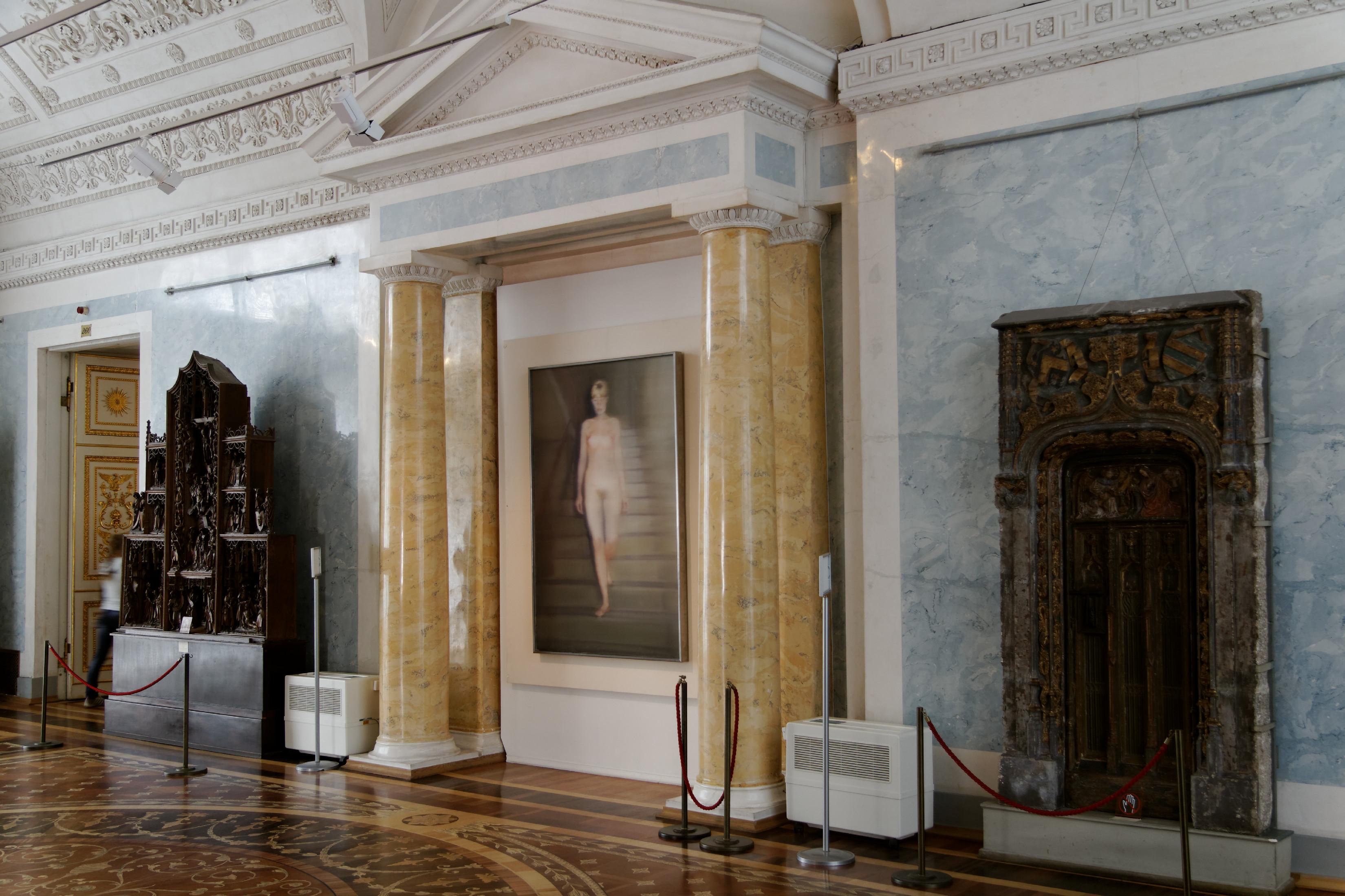 Фото предоставлено Музеем Людвига, Кёльн при поддержке Художественного фонда земли Северный Рейн — Вестфалия и Института международных связей, Штутгарт
