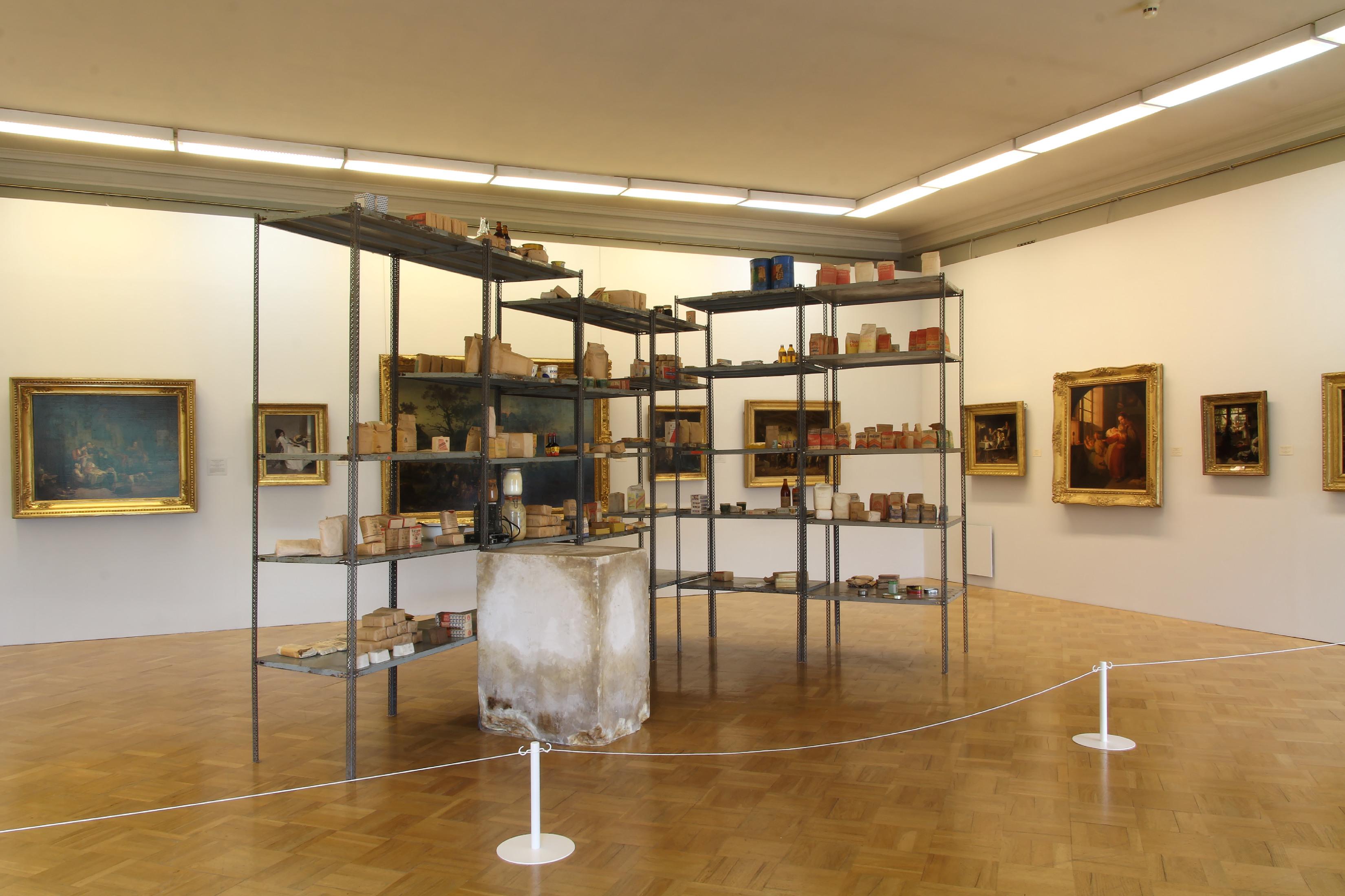 Фото: Музей S.M.A.K. Гент, Бельгия