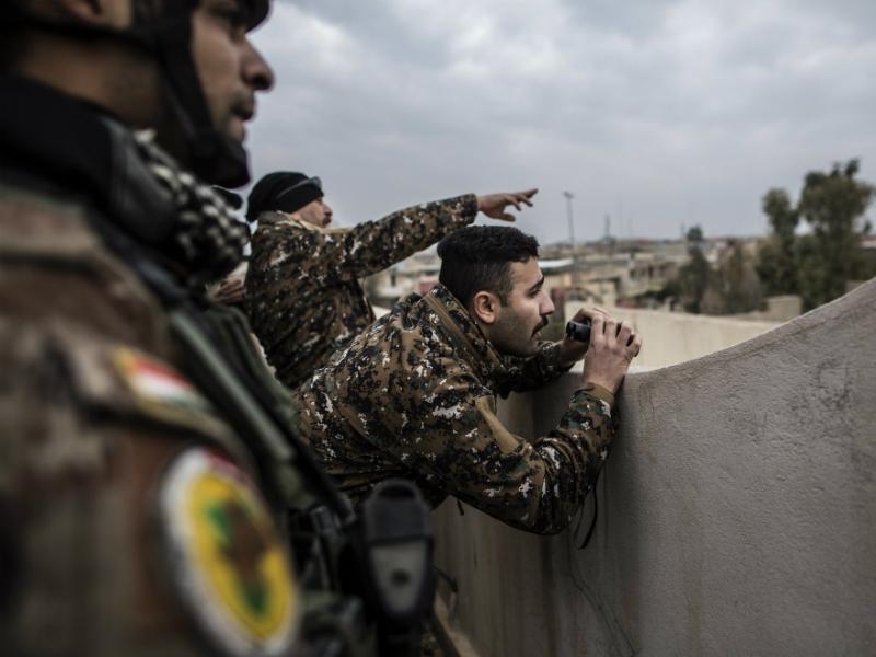 Ирак начал вторую фазу операции против ИГ— Битва заМосул