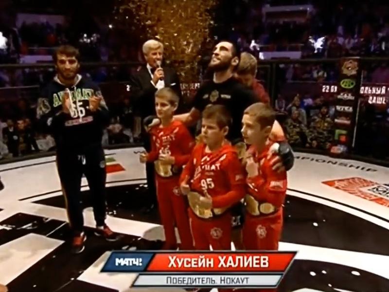 Омбудсмен Кузнецова начала проверку пофакту проведения детских боёв вЧечне
