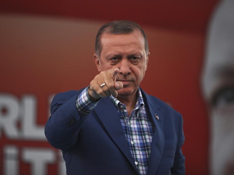 Турецкие войска вСирии: у В. Путина  потребовали объяснений отЭрдогана