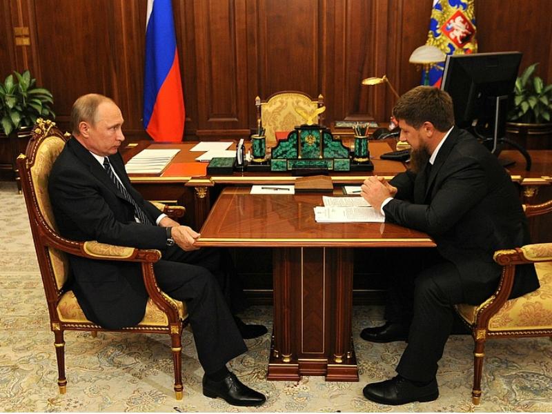 Путин приедет вЧечню посмотреть натренировку подзюдо сКадыровым
