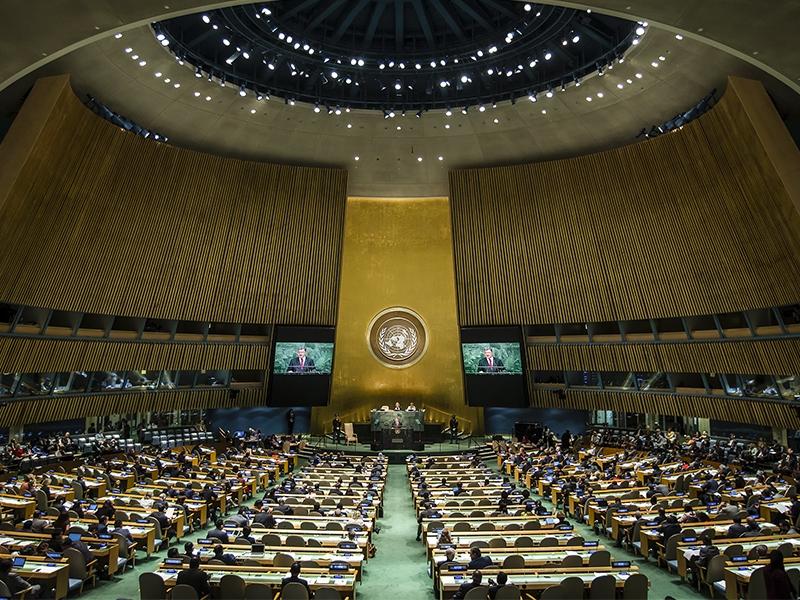 «Навысшем международном уровне заРоссией закреплен статус оккупационной власти»— Петр Порошенко
