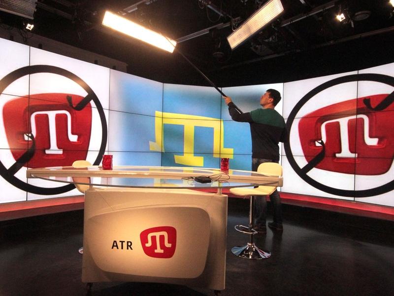 Канал ATR хочет переехать вЛитву