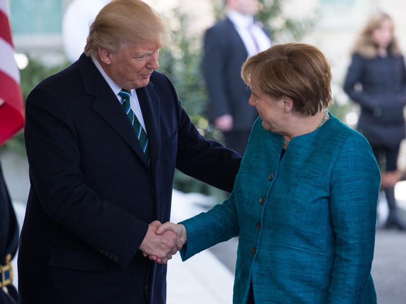 При каких условиях Меркель может уйти вотставку
