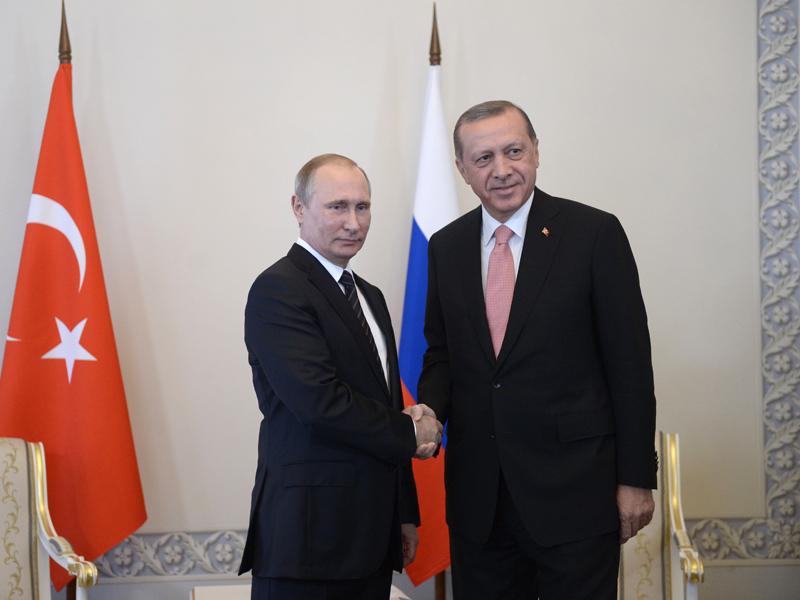 Анкара: Операция Турции вСирии без координации сРоссией иСША нецелесообразна