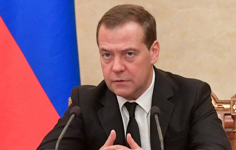 Санкционный ответ Украине