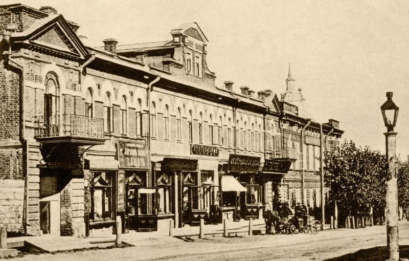 Золотой век русского банкинга