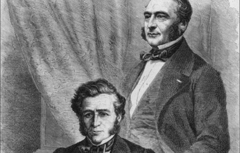 Первый «мобильный» банк XIX века