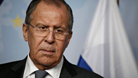Сергей Лавров исключил войну с Украиной