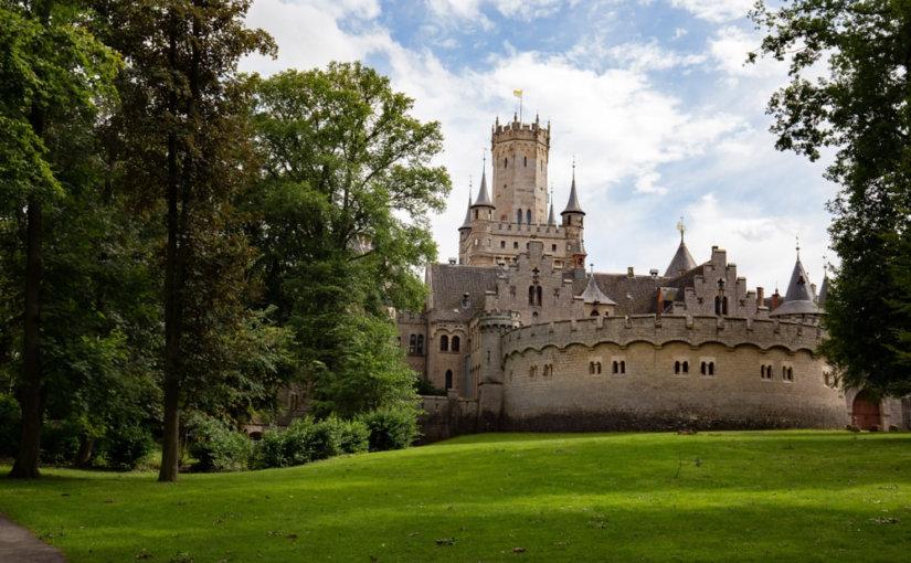 Принц Ганноверский Эрнст Август младший продал свой замок за 1 евро