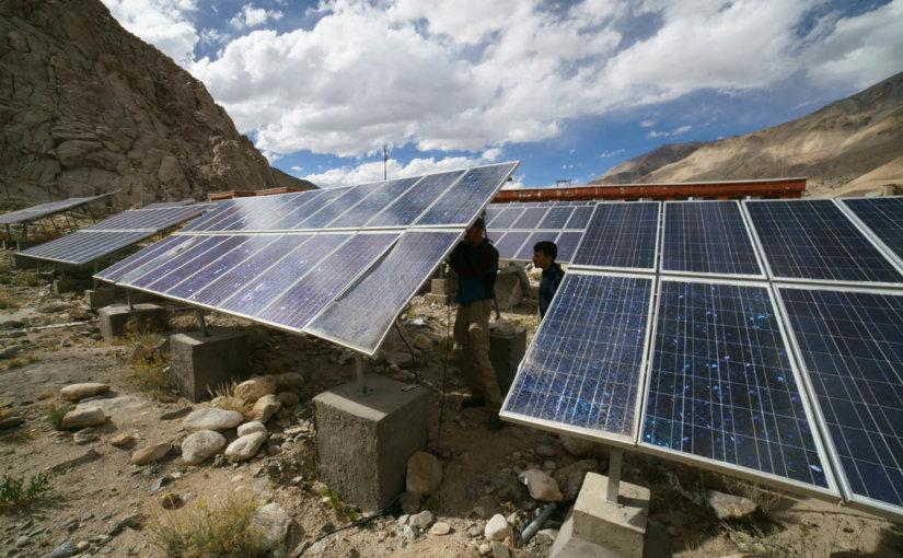 Торий, солнце и российский атом помогут Индии улучшить экологию