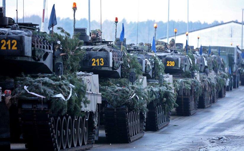 Каким должен быть новый договор об ограничении вооруженных сил в Европе