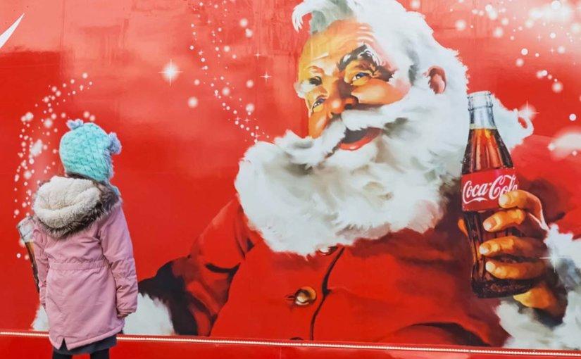 Продажный Санта, гламурный Валентин: как появились символы праздников