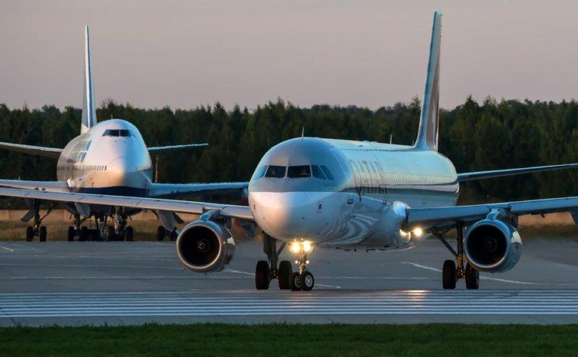 Самолет из Уфы экстренно сел в Екатеринбурге