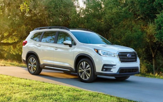 Subaru может привезти в Россию внедорожник Ascent